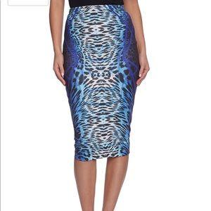 Kardashian Kollection Pencil Skirt UK 12 = US 8